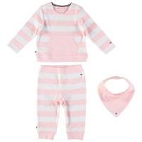 Afbeelding van Tommy Hilfiger KN0KN00911 babysetje roze