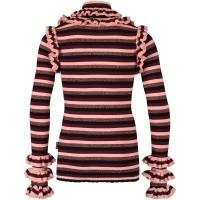 Afbeelding van Reinders VEW18W423B kinder t-shirt bordeaux