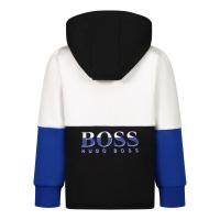 Afbeelding van Boss J05900 baby vest cobalt blauw