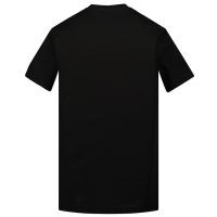 Afbeelding van Dsquared2 DQ0289 kinder t-shirt zwart