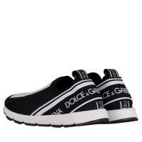 Afbeelding van Dolce & Gabbana D10723 kindersneakers zwart