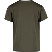 Afbeelding van Dolce & Gabbana L4JT9M kinder t-shirt army