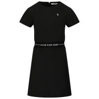 Afbeelding van Calvin Klein IG0IG01027 kinderjurk zwart