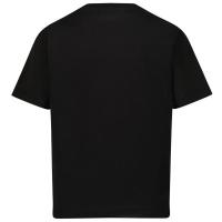 Afbeelding van Dsquared2 DQ0181 kinder t-shirt zwart