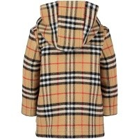 Picture of Burberry 8002630 baby coat black