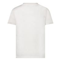 Afbeelding van Kenzo K05039 baby t-shirt wit