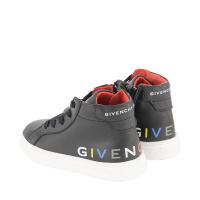 Afbeelding van Givenchy H29058 kindersneakers zwart