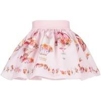 Afbeelding van MonnaLisa 312701 baby rokje licht roze