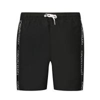 Afbeelding van Calvin Klein B70B700301 kinder zwemkleding zwart