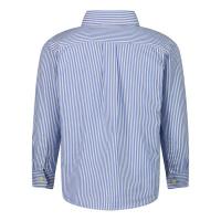 Afbeelding van Ralph Lauren 320819240 baby blouse blauw/wit