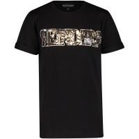 Afbeelding van Reinders WORDING kinder t-shirt zwart