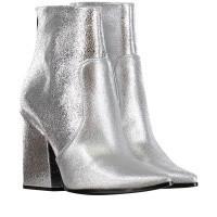 Afbeelding van Kendall + Kylie FIRE dames laarzen zilver