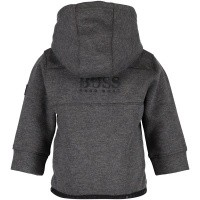 Afbeelding van Boss J05648 baby vest donker grijs