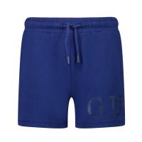 Afbeelding van Guess J1GD00 kinder shorts donker blauw