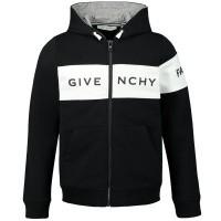 Afbeelding van Givenchy H25120 kindervest zwart