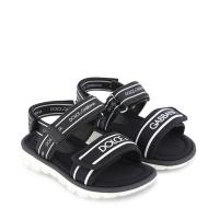 Afbeelding van Dolce & Gabbana DL0066 AO260 kindersandalen zwart