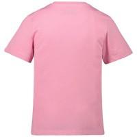 Afbeelding van Calvin Klein IG0IG00221 kinder t-shirt roze