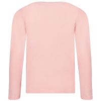 Afbeelding van Guess K1BI02 kinder t-shirt licht roze