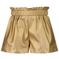 Afbeelding van Liu Jo KF1119 kinder shorts goud