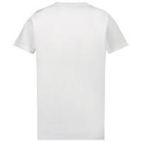 Afbeelding van Givenchy H25M47 kinder t-shirt wit