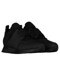 Afbeelding van Mallet TE1016 STEALTH heren sneakers zwart