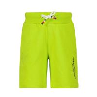 Afbeelding van Tommy Hilfiger KB0KB05671B baby shorts fluor geel