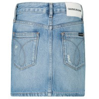 Picture of Calvin Klein IG0IG00092 kids skirt jeans