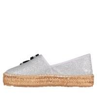 Afbeelding van Moschino JA10133 dames schoenen zilver
