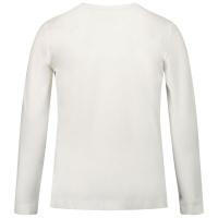 Afbeelding van MonnaLisa 116613SW kinder t-shirt off white