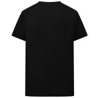 Afbeelding van Dsquared2 DQ0601 kinder t-shirt zwart