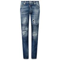 Afbeelding van Dsquared2 DQ01PW D001R kinderbroek jeans