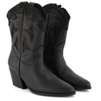Afbeelding van Deabused 6010 dames laarzen zwart