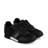 Afbeelding van Boss J29225 kindersneakers zwart