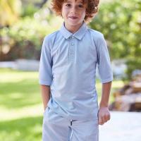 Afbeelding van SEABASS SWIMSHORT B baby badkleding licht blauw