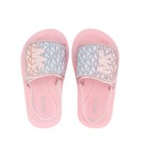 Afbeelding van Michael Kors MK100029 T kinderslippers licht roze