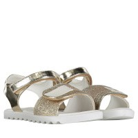 Picture of Tommy Hilfiger 30370 kids sandals gold