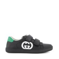 Afbeelding van Gucci 649759 kindersneakers zwart