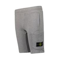 Afbeelding van Stone Island 61840 kinder shorts grijs
