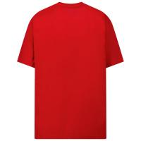 Afbeelding van Dsquared2 DQ0156 kinder t-shirt rood
