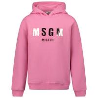 Afbeelding van MSGM MS027388 kindertrui roze