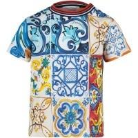 Afbeelding van Dolce & Gabbana L1JT7W G7ONH baby t-shirt wit
