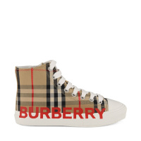 Afbeelding van Burberry 8027071 kindersneakers beige
