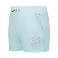 Afbeelding van Tommy Hilfiger KG0KG05899 kinder shorts turquoise