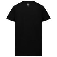 Afbeelding van Philipp Plein BTK1086 kinder t-shirt zwart
