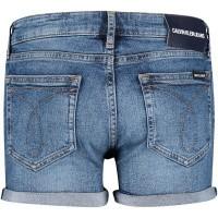 Afbeelding van Calvin Klein IG0IG00081 kinder shorts jeans
