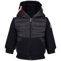 Afbeelding van Moncler 8416105 baby vest navy