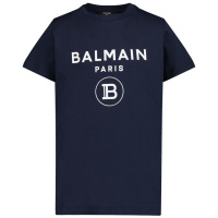Afbeelding van Balmain 6M8701 kinder t-shirt navy