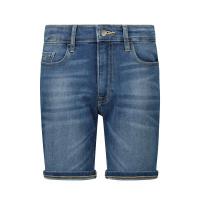 Afbeelding van Calvin Klein IB0IB00791 kinder shorts jeans