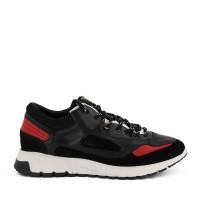 Afbeelding van Antony Morato MMFW01206 heren sneakers zwart
