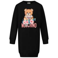 Afbeelding van Moschino H1V064 kinderjurk zwart